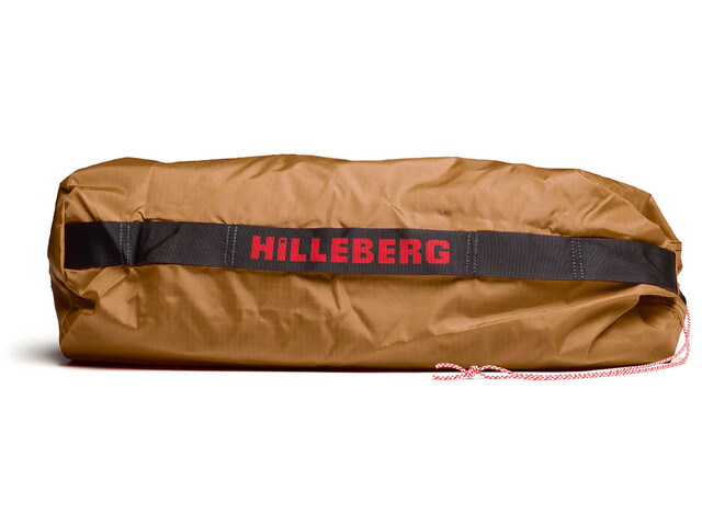 Hilleberg Tent Bag XP 63x23cm sand